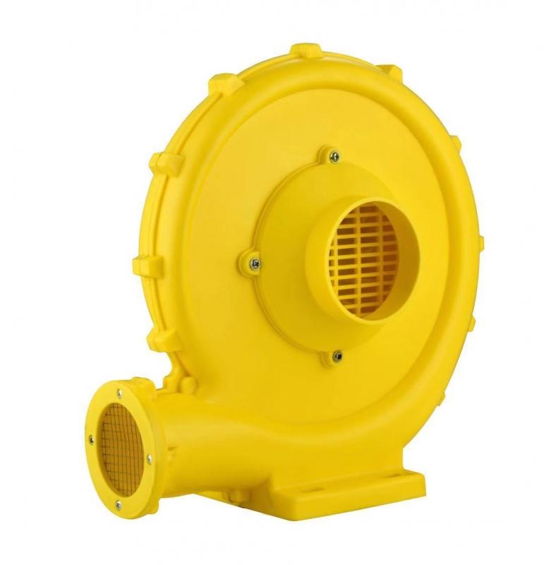 PP防腐中压风机黄色